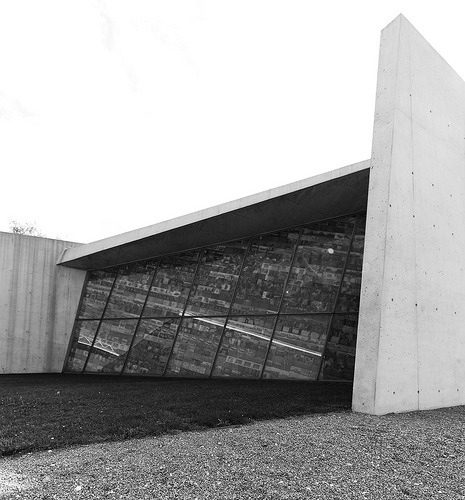 Vitra Campus Fire Station, Zaha Hadid: Germany