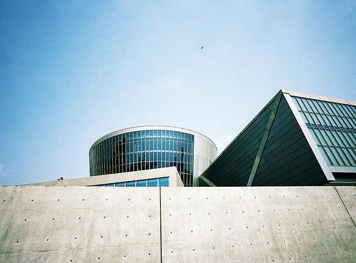Suntory Museum, Osaka, Tadao Ando