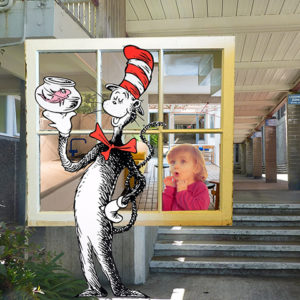 The Cat in the Hat in Barbican south